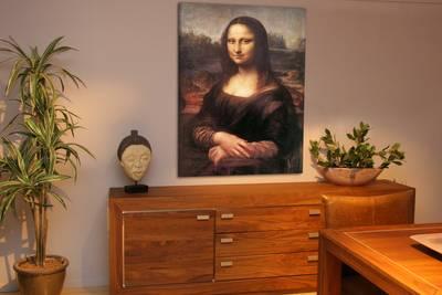 gevernist canvas 2cm 20x20 cm