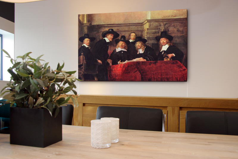 gevernist canvas 4cm 70x120 cm